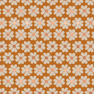 Unruly Nature By Jen Hewett Of Ruby Star Society For Moda - Canvas - Caramel