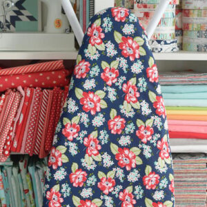 Ironing Board Cover Wide By Moda - Navy