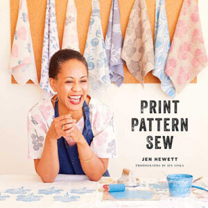 Print Pattern Sew Book By Penguin House For Moda