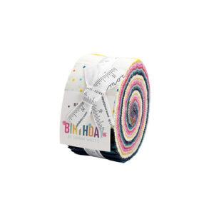Birthday Jelly Rolls By Moda - Packs Of 4
