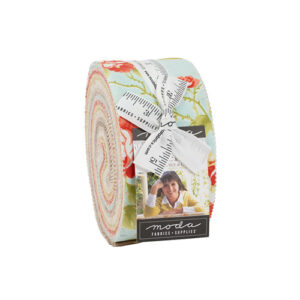 Stitched Jelly Rolls By Moda - Packs Of 4