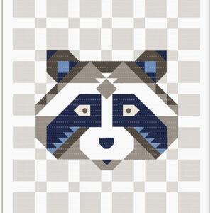 Bella Solids Little Raccoon Kit By Moda