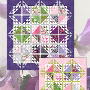 Emilia Pattern By Robin Pickens For Moda - Min. Of 3