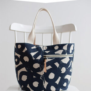 Crescent Tote Pattern By Noodlehead For Moda - Min. Of 3