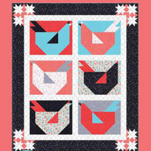 Chicken Little Pattern By Gingiber For Moda - Minimum Of 3