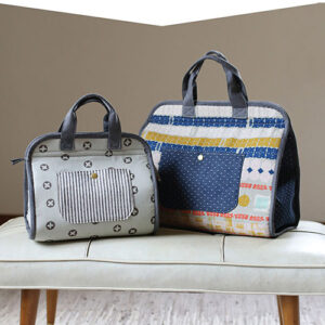 Makers Tote Pattern By Noodlehead For Moda - Minimum Of 3