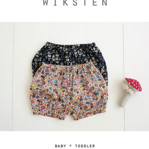 Baby/Toddler Bloomers/Pantspattern By Wiksten Patterns For Moda - Minimum Of 3