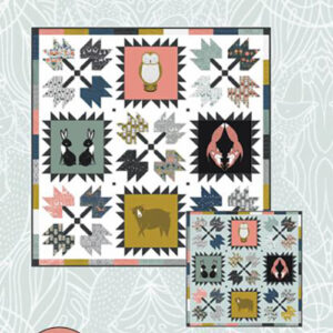 Dwellings Pattern By Gingiber For Moda - Minimum Of 3
