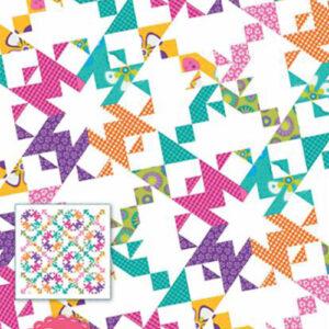 Whirlwind Pattern By It\'s Sew Emma For Moda - Minimum Of 3