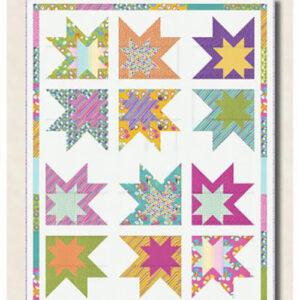 Fireworks Pattern By Antler Quilt Design For Moda - Minimum Of 3