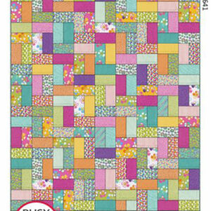 Oh Happy Day Pattern By Busy Hands Quilts For Moda - Minimum Of 3