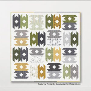 The Archer Quilt Pattern By Crabtree Arts Collective For Moda - Minimum Of 3