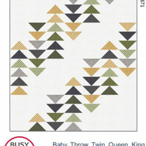 Formation Pattern By Busy Hands Quilts For Moda - Minimum Of 3