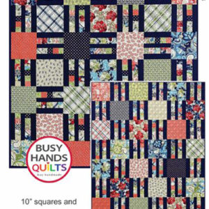 Picket Fence Pattern By Busy Hands Quilts For Moda - Minimum Of 3
