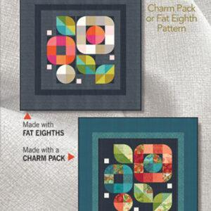 Mod Flower Box Pattern By Robin Pickens For Moda - Minimum Of 3