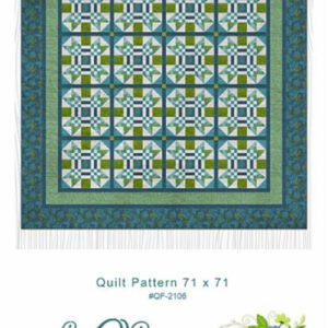 Deep Water Patter By The Quilt Factory For Moda - Minimum Of 3