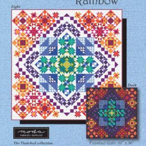Reunion Rainbows Pattern By Sarah J For Moda - Minimum Of 3