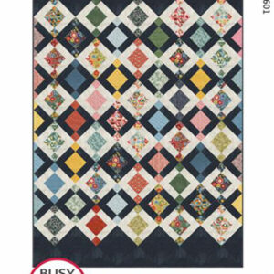 Woven Windows Pattern By Busy Hands Quilts For Moda - Minimum Of 3