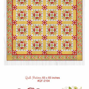 Good Morning Sunshine Pattern By The Quilt Factory For Moda - Minimum Of 3