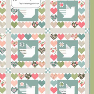 Lovely Dovey Pattern By Lella Boutique For Moda - Minimum Of 3