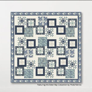 Marilyn Quilt Pattern By Crabtree Arts Collective For Moda - Minimum Of 3