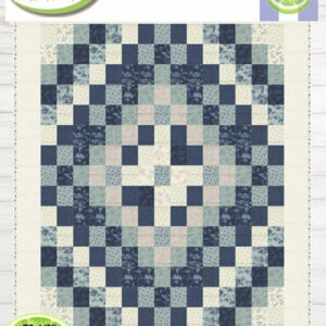 Seaside Pattern By Lavender Lime For Moda - Minimum Of 3
