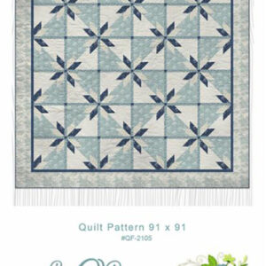 Gathering Stars Pattern By The Quilt Factory For Moda - Minimum Of 3