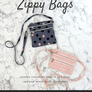 Zippy Pattern By Sallie Tomato For Moda - Minimum Of 3