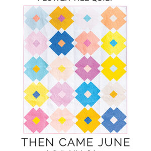 Flower Tiles Pattern By Then Came June For Moda - Minimum Of 3