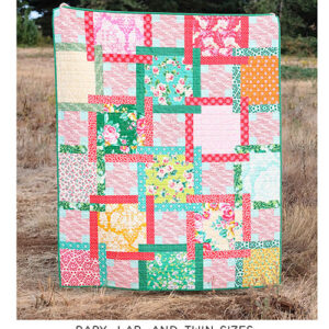 The Judy Quilt Pattern By Kitchen Table Quilt For Moda - Minimum Of 3