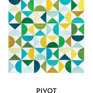Pivot Pattern By Modern Handcraft For Moda - Minimum Of 3