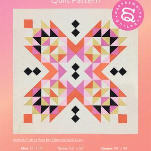 Suncake Pattern By Satterwhite Quilt For Moda - Minimum Of 3