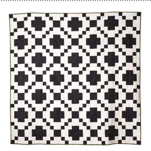 Modern Crossing Pattern By Patchwork & Poodles For Moda - Minimum Of 3