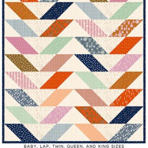 The Beatrice Quilt Pattern By Kitchen Table Quilting For Moda - Minimum Of 3