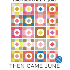Backyard Pattern By Then Came June For Moda - Minimum Of 3