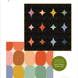 Big Island Stars & Stones Pattern By Whole Circle Studio For Moda - Minimum Of 3