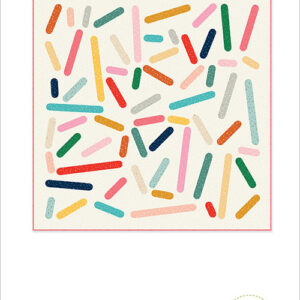 Scattered Sprinkles Pattern By Whole Circle Studio For Moda - Minimum Of 3