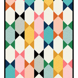 The Abigal Quilt Pattern By Kitchen Table Quilt For Moda - Minimum Of 3