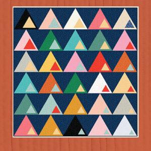 Triad Pattern By Everyday Stitches For Moda - Minimum Of 3