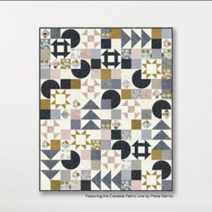 Mix And Mingle Pattern By Crabtree Arts Collective For Moda - Minimum Of 3