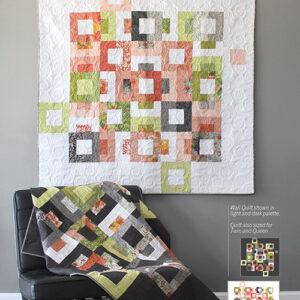 Blockstep Pattern By Robin Pickens Moda - Min.3