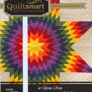 "Lone Star 58"" Pattern By Quiltstart For Moda"