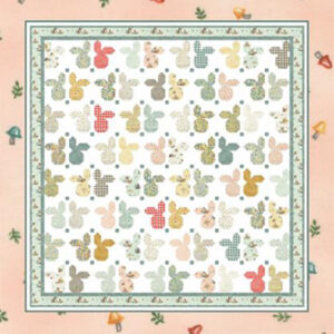 Bunny Town Pattern By Coach House Designs  -  Minimum Of 3