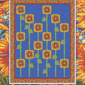 Sunflower Festival Pattern By Coach House Desing - Minimum Of 3
