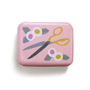 Scissors Tin By Ruby Star Society For Moda - Multiple Of 24
