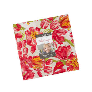 Tulip Tango Layer Cakes By Moda - Packs Of 4