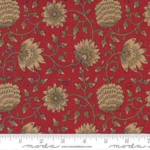 Bonheur De Jour By French General For Moda - Rouge
