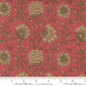 Bonheur De Jour By French General For Moda - Faded Red