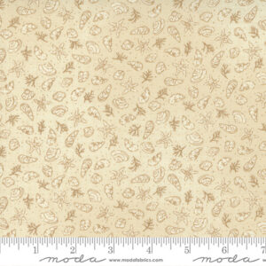 To The Sea By Janet Clare For Moda - Pearl - Sand