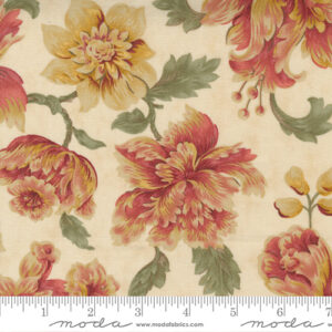 Threads That Bind By Blackbird Designs For Moda - Parchment
